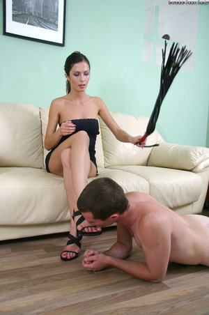 Foot Whipping Pics